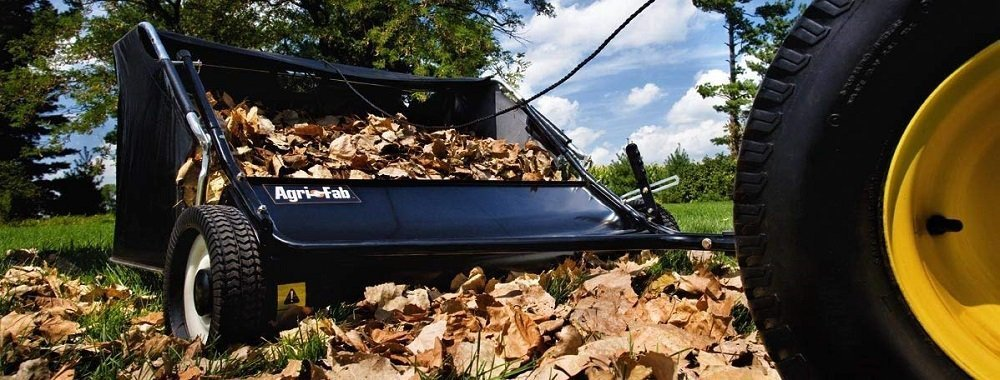 Agri-Fab 45-0320 42-Inch Tow Lawn Sweeper (1)