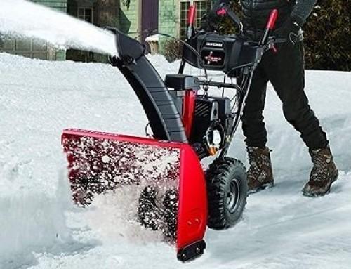 ? Best Gas Snow Blower: Buyer's Guide