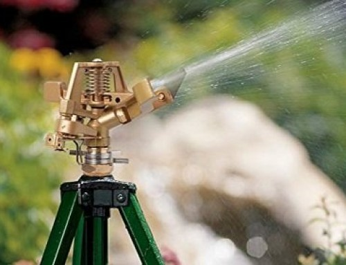 Top 5 Best Tripod Sprinklers in 2019: Buying Guide