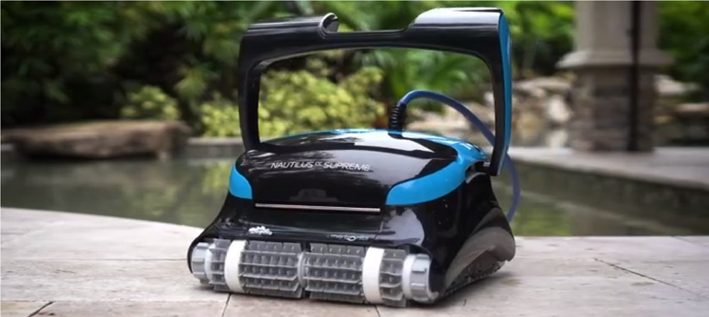 Nautilus CC Supreme Robot Pool Cleaner